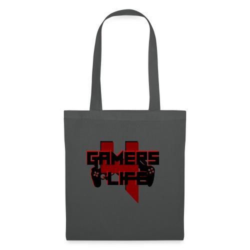 Gamers 4 Life - Stoffbeutel