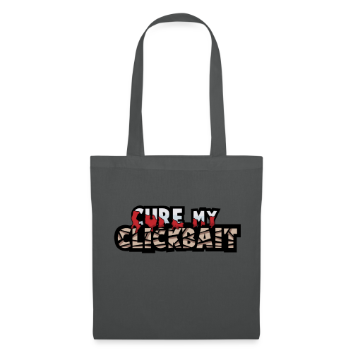 Cure My Clickbait Logo - Tote Bag