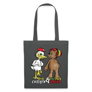 Jerk chickenPork Dread - Tote Bag