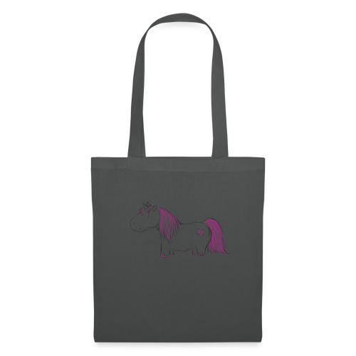Pink Unicorn - Stoffbeutel