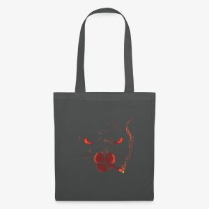 smocking cat - Tote Bag