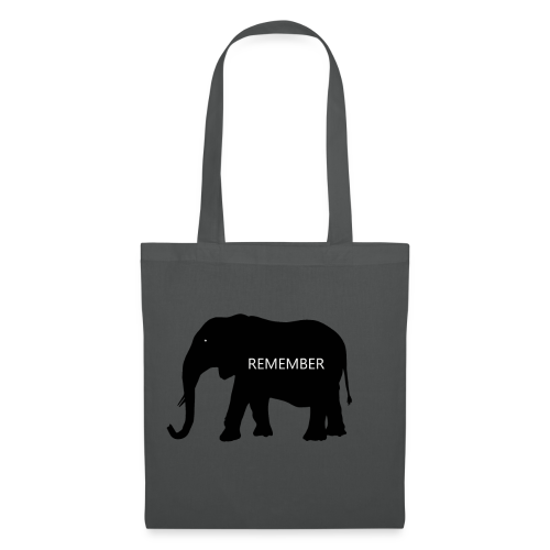 Elephant Collection - Stoffveske