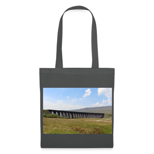 Ribblehead Viaduct - landscape - Tote Bag