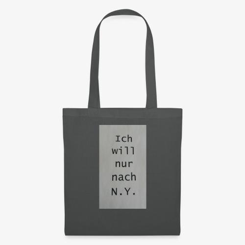 New York - Stoffbeutel