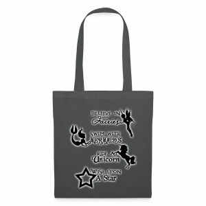 Fairies, Unicorns, Mermaids and Stars - Tote Bag