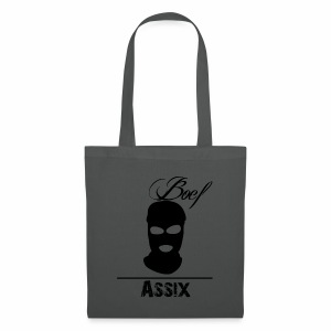Assix-Crook Black Edition - Tote Bag