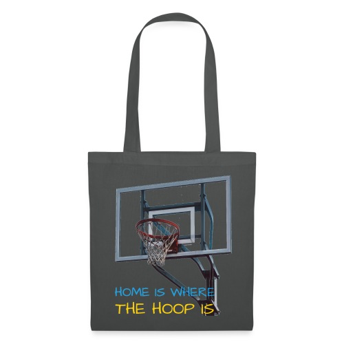 Basketball Korb - Stoffbeutel