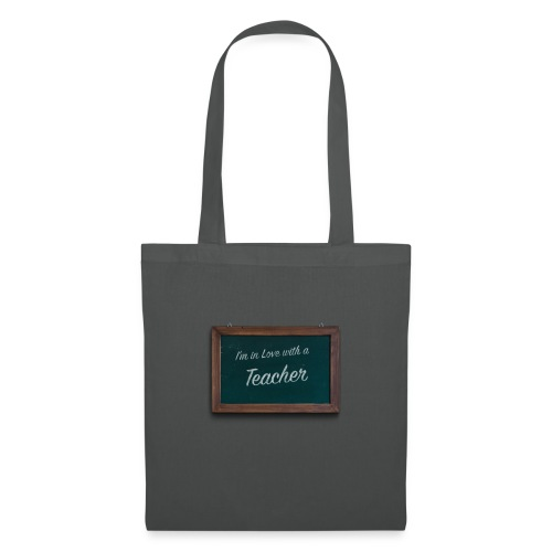teacher valentine - Tote Bag