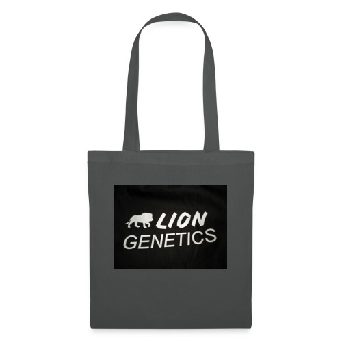 Liongenetics Logo - Stoffbeutel