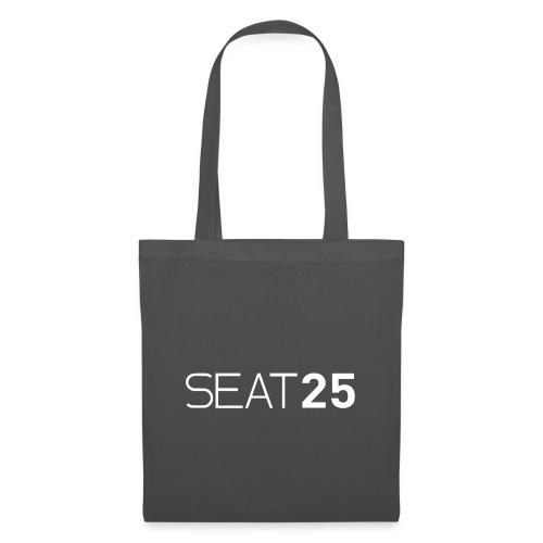 Seat25 Logo Light - Tote Bag