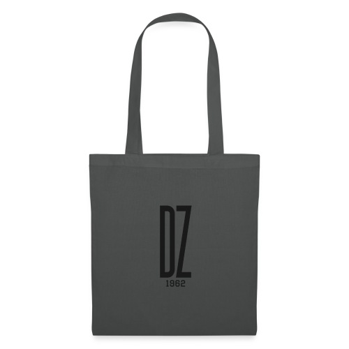 Logo transparent noir DZ 1962 - Tote Bag