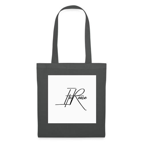 Small logo white bg - Tote Bag