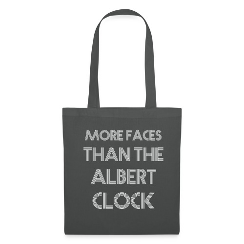 More faces than the albert clock - Tote Bag