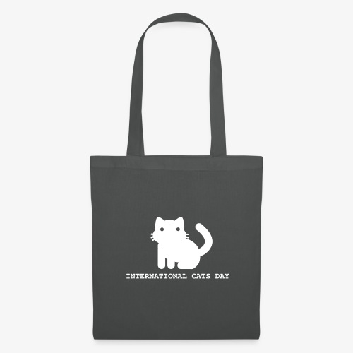 International Cats Day - Tote Bag