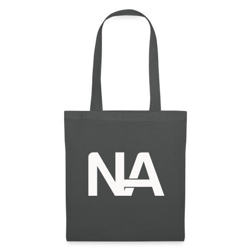 NA Logo white - Tote Bag