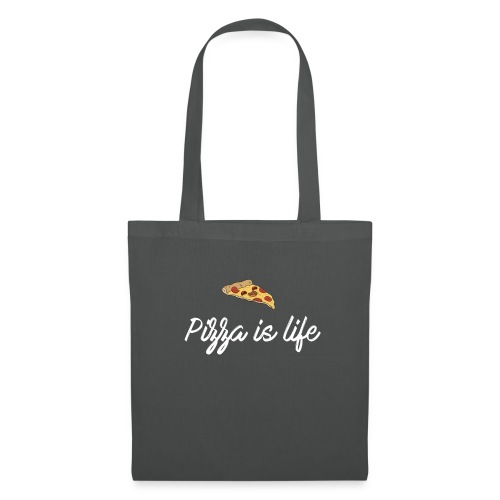 Pizza is life - Tote Bag
