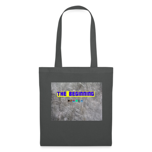 The Beginning - Tote Bag
