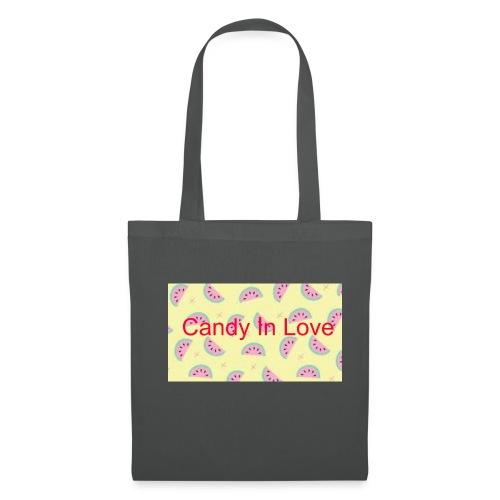 Merchandise Candy In Love - Tas van stof