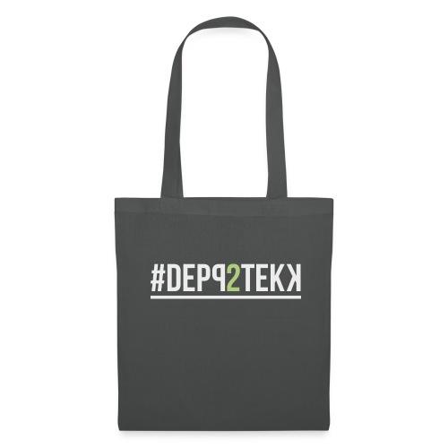 Depp2Tekk by HouseMixRoom RadioShow - Bolsa de tela