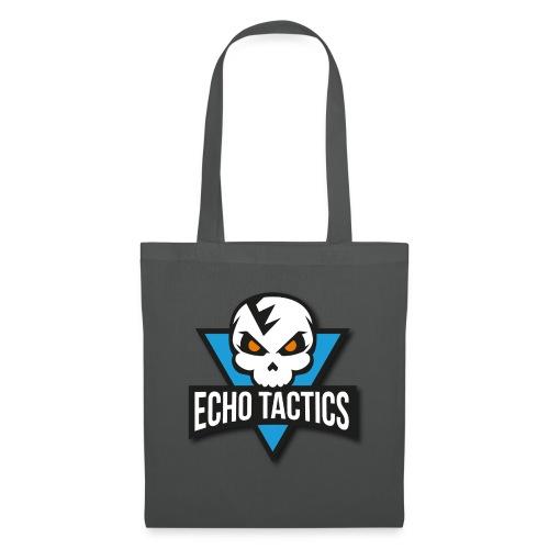 EchoTactics Merch Standaard - Tas van stof