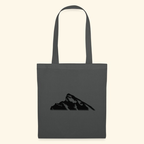 Snowy mountains - Tote Bag