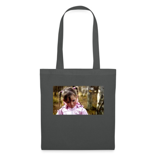Lille Lise Picture - Tote Bag