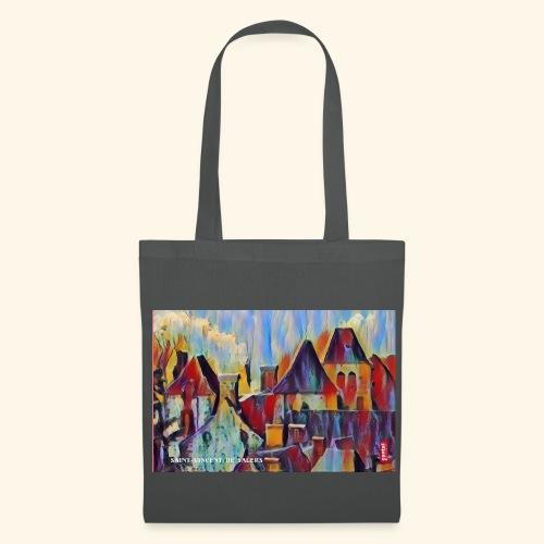 Saint vincent abstract - Tote Bag