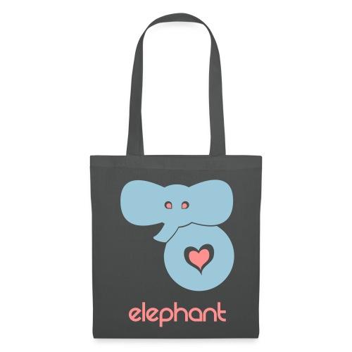 ELEPHANT=ELEFANTE - Bolsa de tela
