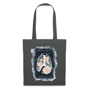 I'll be holding on to you - Tote Bag