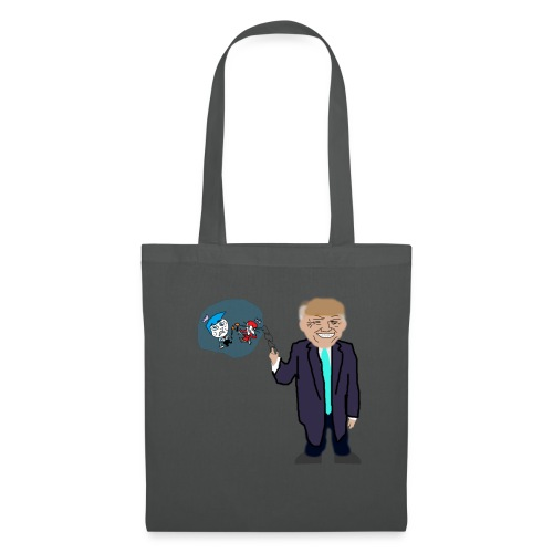 Drumpf and his Fairlies - Tote Bag