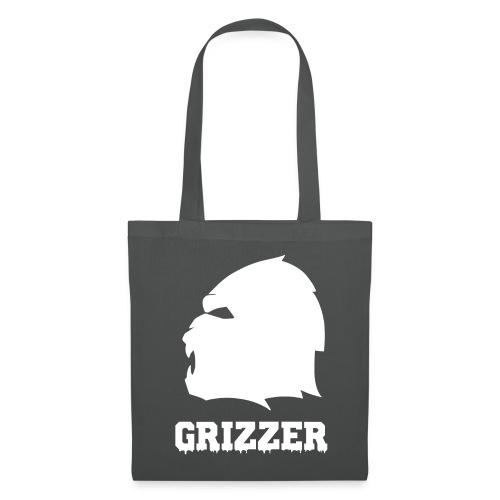 GRIZZER BLANC - Tote Bag