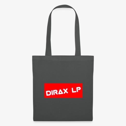Dirax LPs Logo - Stoffbeutel