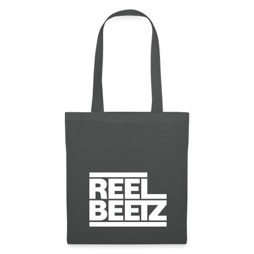 REEL BEETZ Weiss - Stoffbeutel