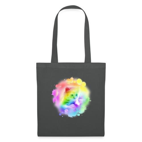 Rainbow Kitty - Tote Bag
