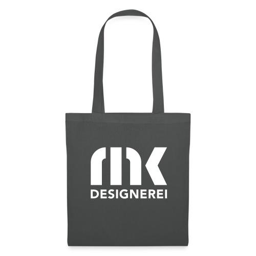 MK-Designerei (Logo) - Stoffbeutel