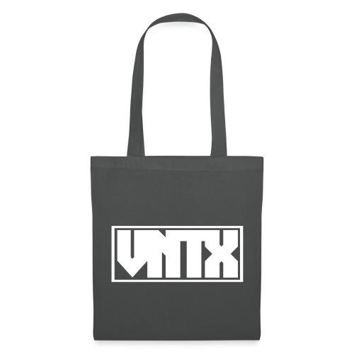 VNTX Logo Weiß - Stoffbeutel