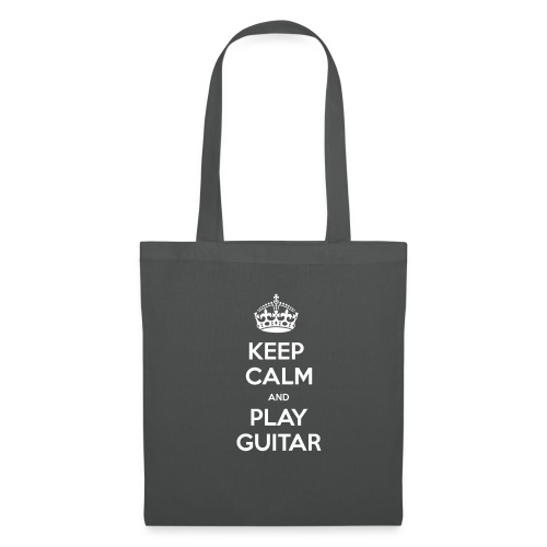 Keep Calm And Play Guitar - Borsa di stoffa