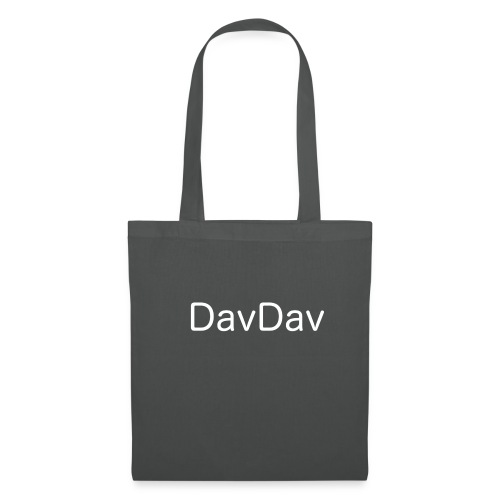 DavDav Merch - Tote Bag