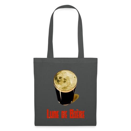 Logo Lune de Bière - Tote Bag