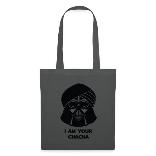 chacha_tshirt-01 - Tote Bag