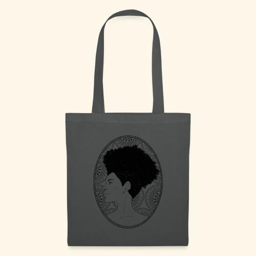 afro-mandala - Borsa di stoffa
