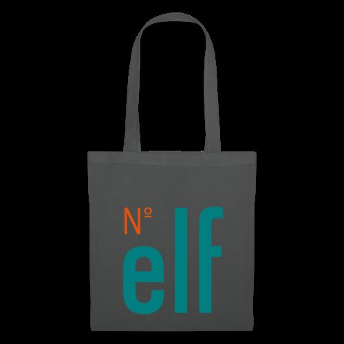 No. elf Logo - Stoffbeutel
