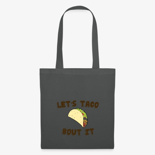 taco bolt it - Tote Bag