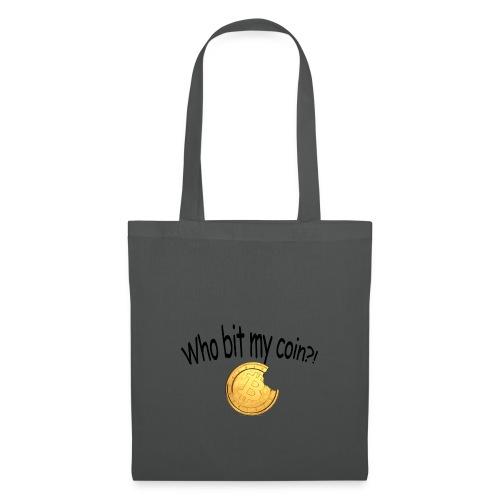 Bitcoin bite - Tas van stof