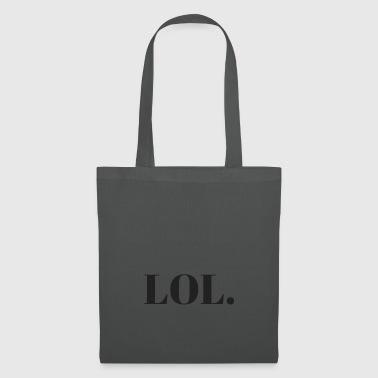LOL. - Borsa di stoffa