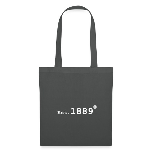 Established 1889 (Large Logo) - Tote Bag