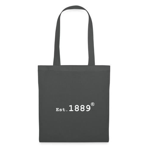 Established 1889 (Large Logo) - Tote Bag