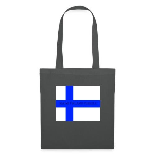 SUOMI FINLAND PERKELE - Kangaskassi