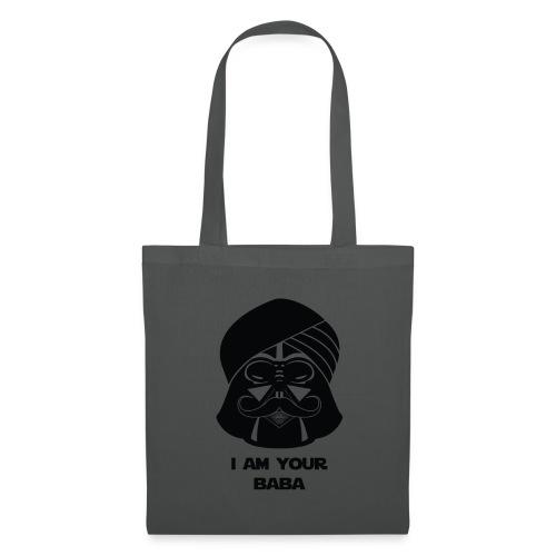 baba_tshirt-01 - Tote Bag
