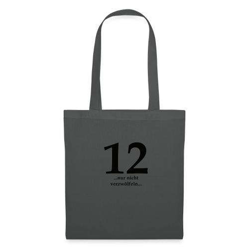 12black - Stoffbeutel